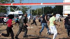 حمله موشکی به تلآویو/ حداقل 7 صهیونیست زخمی شدند +عکس