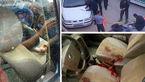 تیراندازی مرگبار به یک مرد داخل خودرو در آستارا + عکس