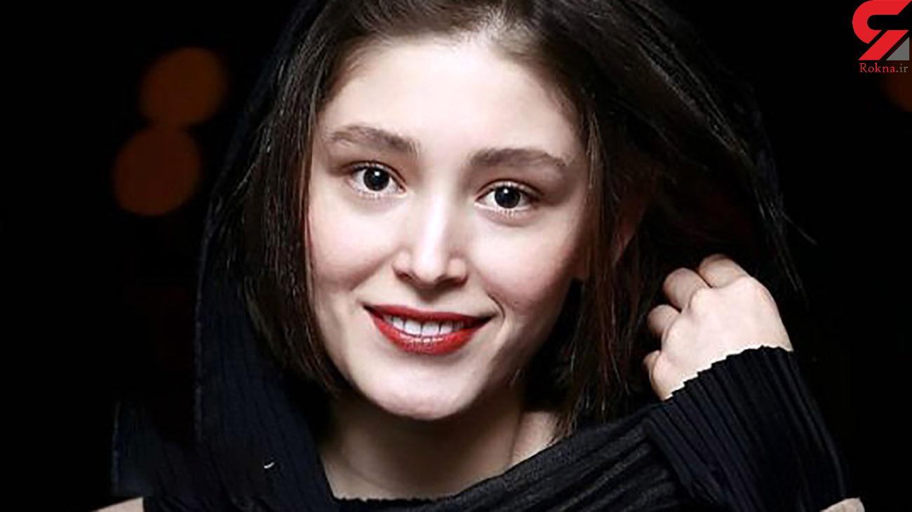 بارداری فرشته حسینی همسر نوید محمدزاده + عکس