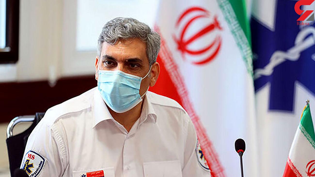 آماده باش در زلزله بوشهر / 3 بیمارستان صحرایی احداث شد