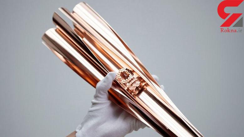 مشعل المپیک ۲۰۲۰ به ژاپنیها تحویل داده شد