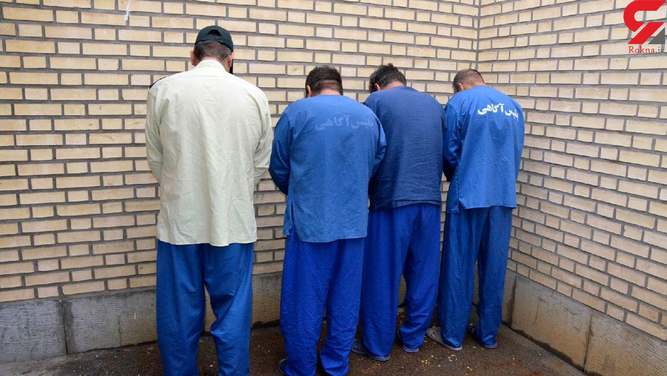 دستگیری 15 سارق حرفه ای در قم