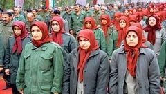 منافقین ایرانی در آلبانی بریدن گلو و در آوردن چشم و پاره کردن دهان را آموزش می بینند
