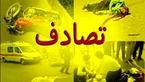 واژگونی سمند در بوشهر حادثه آفرید