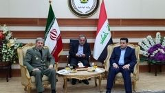 تقدیر از کمکهای ایران برای غلبه ارتش عراق بر گروه تروریستی ناپاک داعش