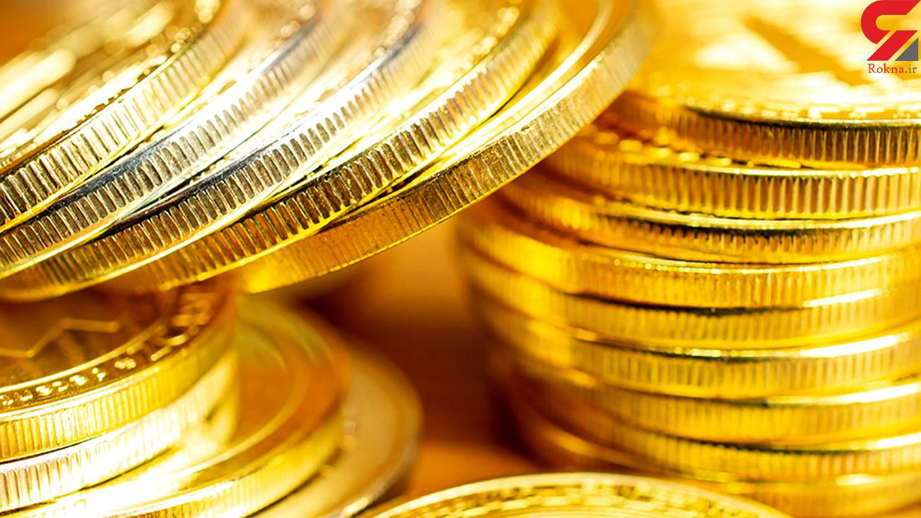 قیمت سکه و قیمت طلا امروز جمعه 6 فروردین + جدول