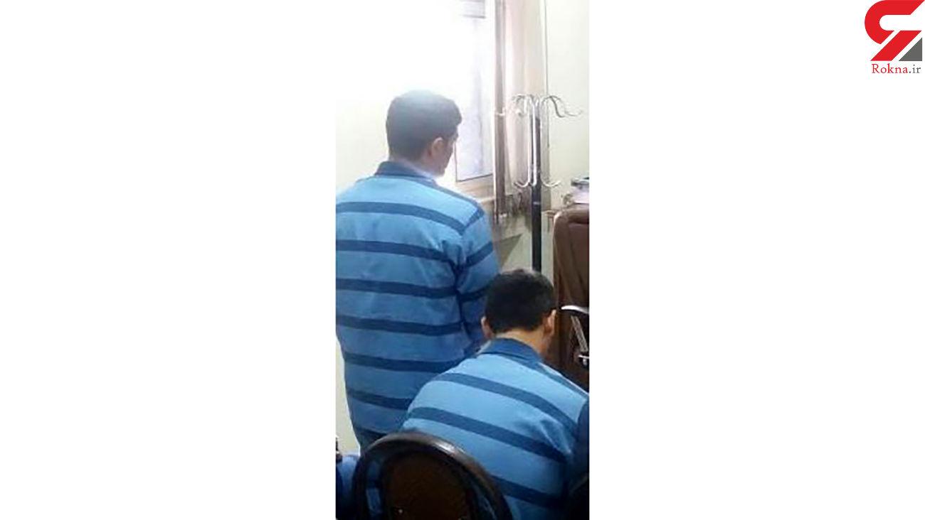 اعدام برای قاتل فراری به آلمان ! / تیرباران پدر و پسر تهرانی مقابل تالار عروسی  + جزییات حکم