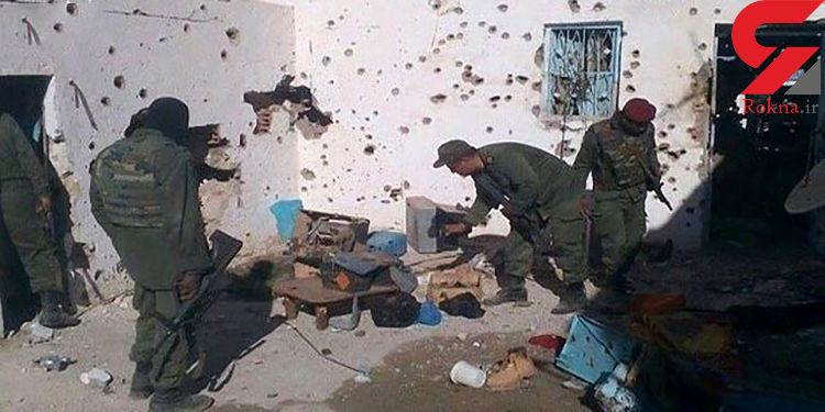 انهدام یک گروهک تروریستی در شمال غرب تونس