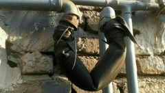 عکسی از خلاقیت خطرناک ایرانی ها
