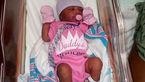 قتل یک نوزاد با مشت های پدر و مادر + عکس