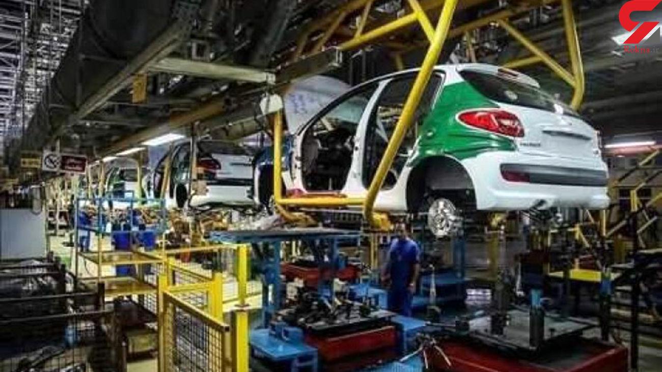 استاندارد یورو 5 برای تولید محصولات بنزینی ایران خودرو