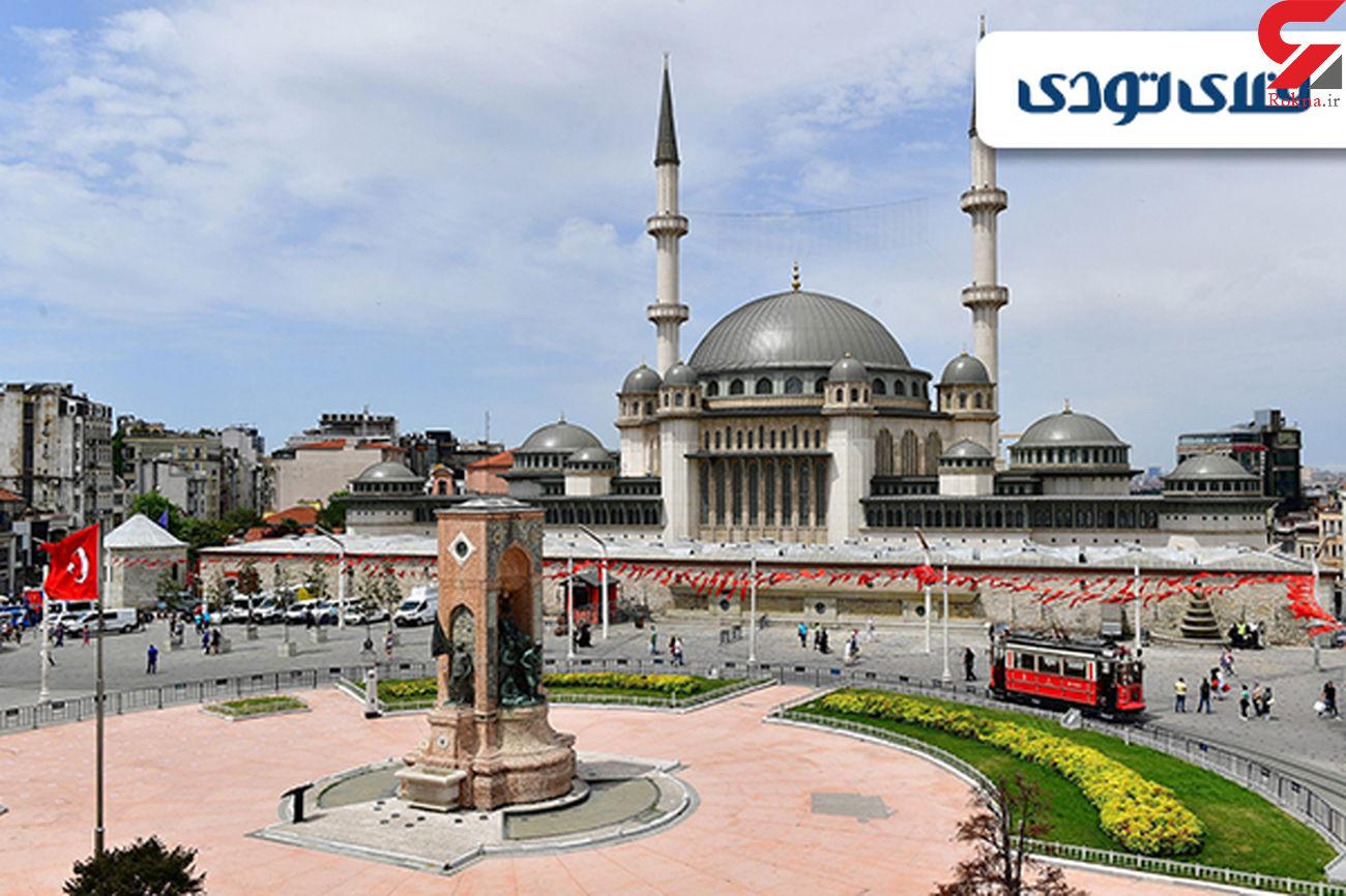 بهترین هتل های نزدیک میدان تکسیم استانبول