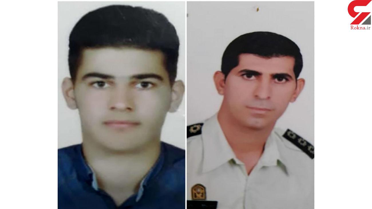 کیفرخواست قاتل 2 پلیس شهید در ایلام صادر شد + عکس