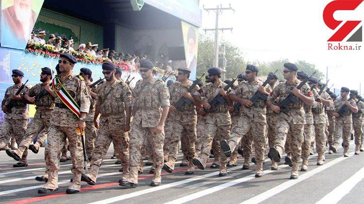 فرمانده منطقه یکم امامت نداجا: رژه ملی نیروهای مسلح در بندرعباس برگزار میشود