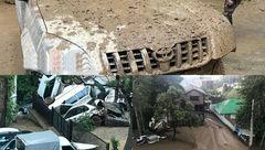 7 کشته و یک گمشده در پی سیل و آبگرفتگی در کشور
