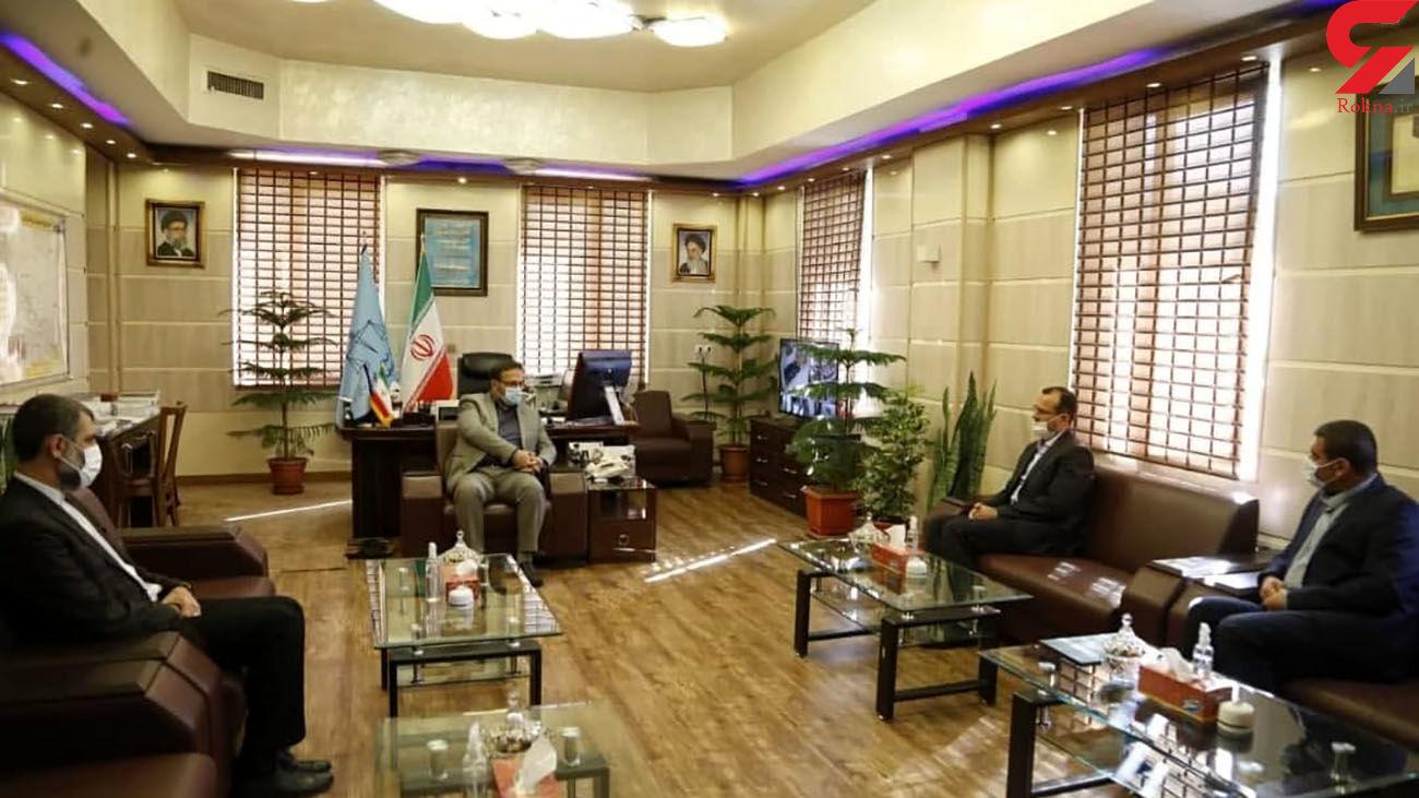 ابقای فرمانده بسیج دادگستری استان البرز برای 2 سال دیگر
