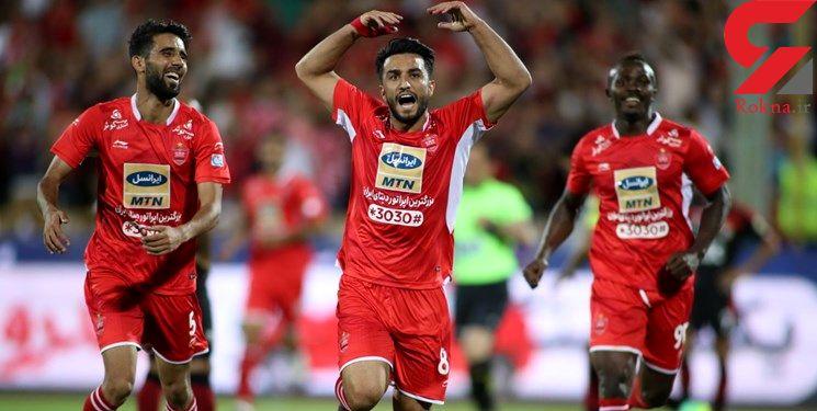 شب خوب فوتبال ایران؛ قهرمانی در قهرمانی