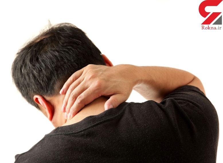 راه های درمان خشکی گردن