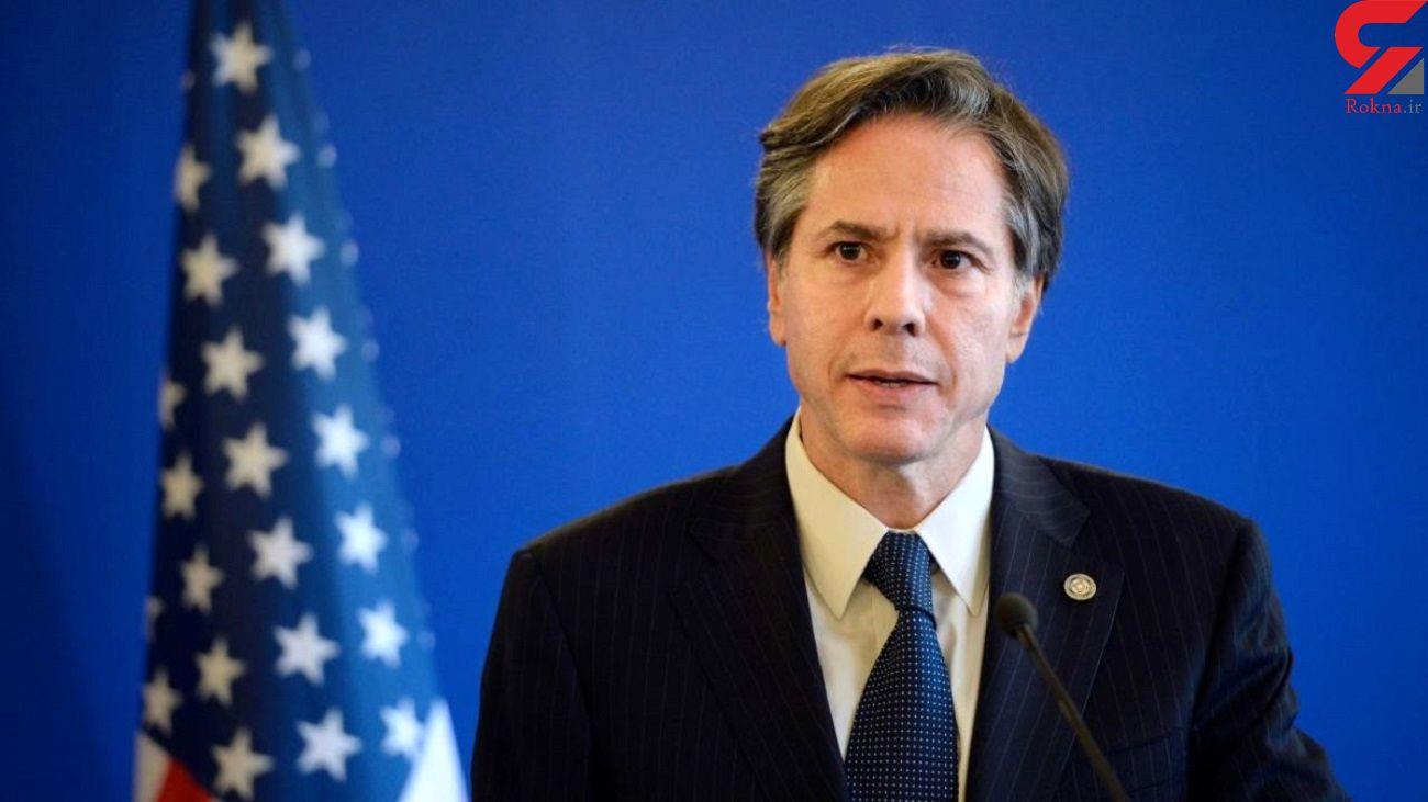 هشدار آمریکا به اسرائیل / وزیر امور خارجه ایالات متحده خبر داد