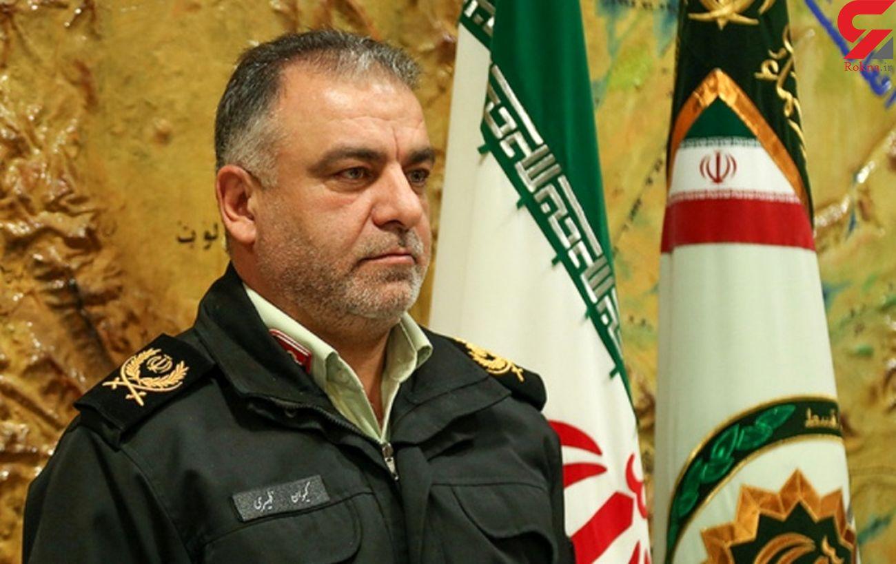سردار ظهیری :  نصب دوربین روی لباس تمام مأموران تیمهای گشتی پلیس در حال پیگیری است