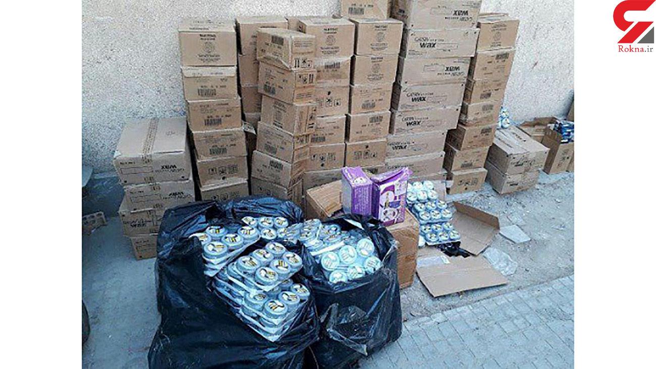 احتکار 19 هزار و 700 عدد لوازم بهداشتی در استان همدان
