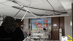 حادثه خطرناک در بخش اطفال بیمارستان هاجر شهرکرد