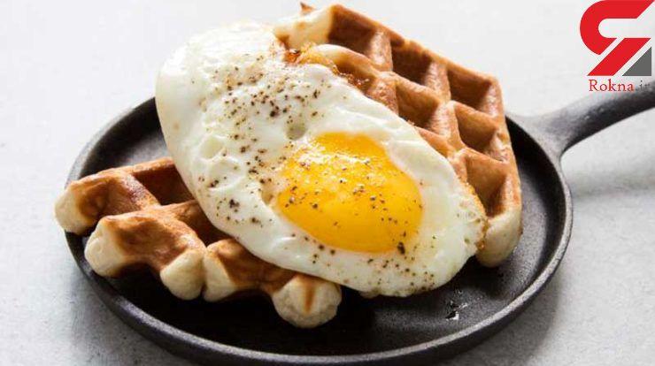 دیابتی ها صبحانه تخم مرغ بخورند