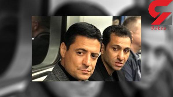 تردد تیم داوری ایران در جام جهانی با متروی شهر مسکو +عکس