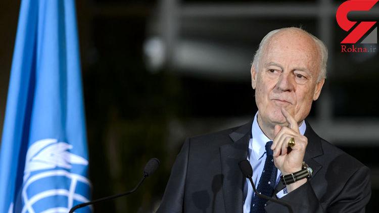 استعفا دادم چون نمیخواستم با بشار اسد دست بدهم