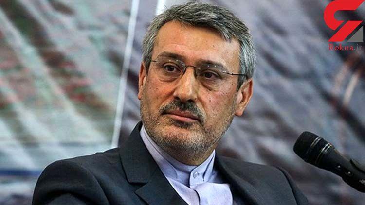 سخنان خصمانه یک نماینده عراقی علیه ایران در شبکه ایران اینترنشنال پخش شد
