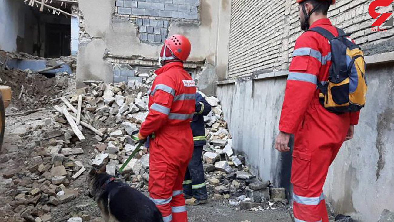 ماموریت های خطرناک در 7 نقطه ایران / از لحظه زلزله سی سخت تا مردم گرفتار در کولاک + عکس ها