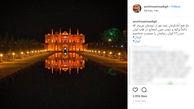 توصیه بازیگر سرشناس به هموطنانی که به ترکیه و دبی میروند +عکس
