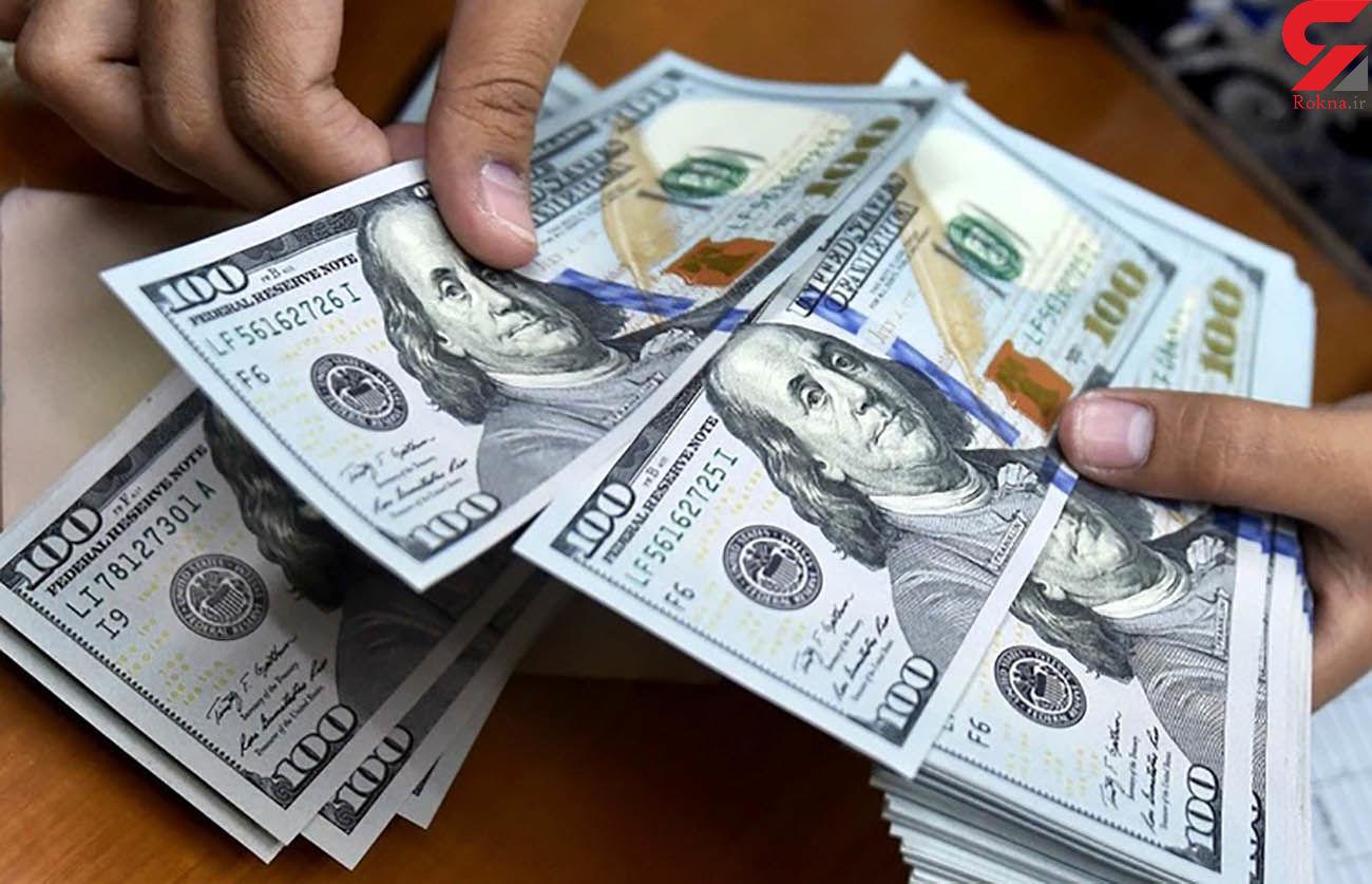 دلار در شیب نزولی/ قیمت دلار باز هم پایین تر می آید