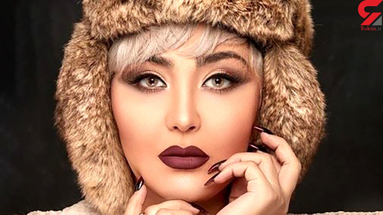 خانم بازیگر چشم آبی سینما مدلینگ شد + عکسهای متفاوت از مریم معصومی