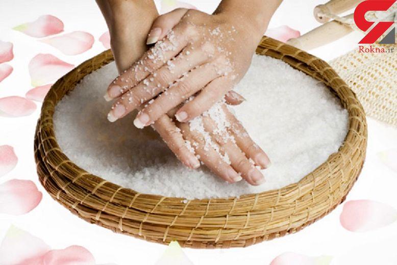 روش های طبیعی برای سفید کردن پوست دست