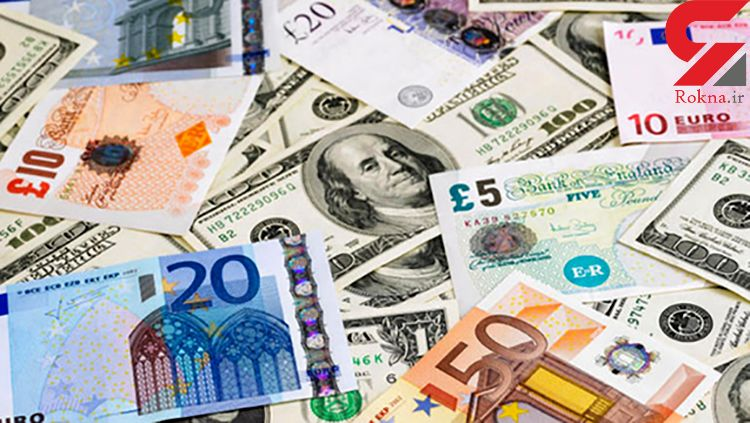 آخرین قیمت دلار و یورو امروز دوشنبه ۴ فروردین