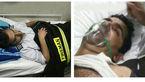 باز هم حادثه برای آتش نشان ها این بار در سیرجان+ عکس 2 آتش نشان