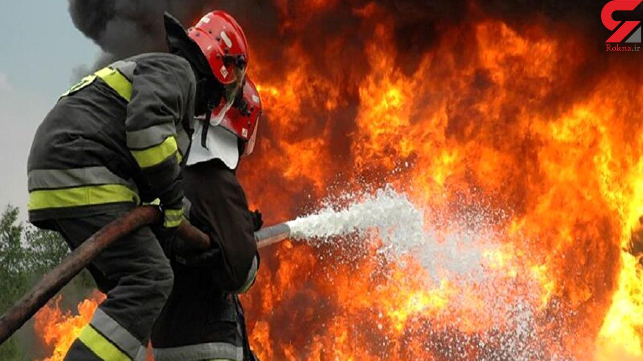 آتش سوزی انبار لوازم خانگی در خیابان غدیر گناوه مهار شد/خسارت 30 میلیاردی