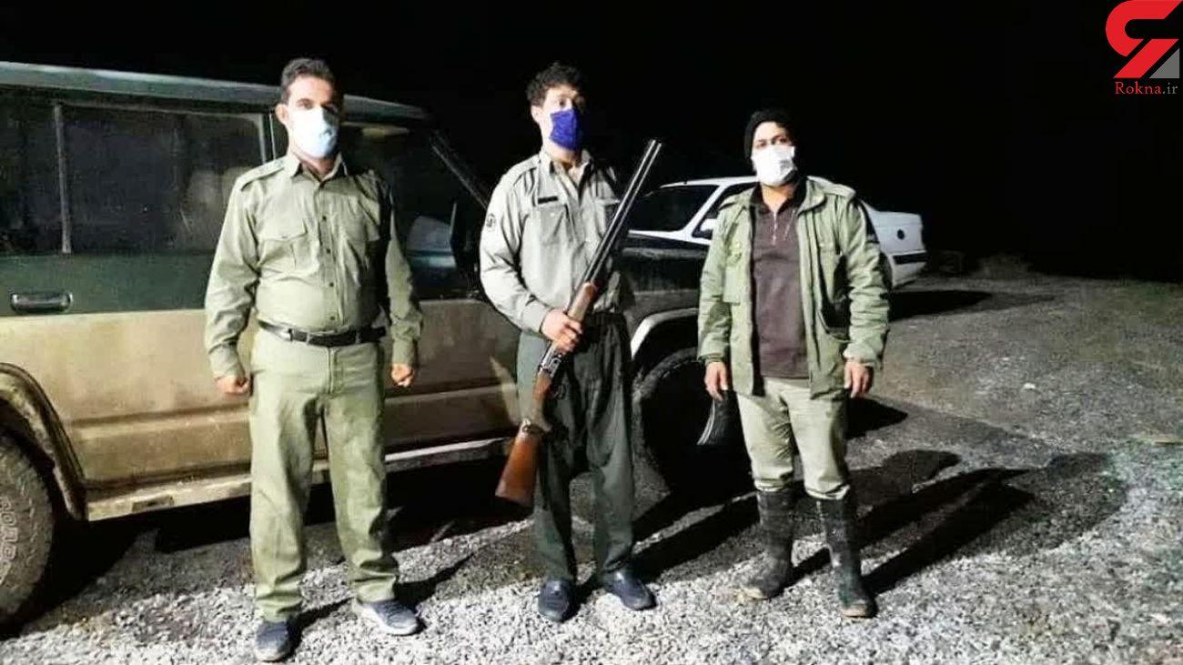 دستگیری 3 شکارچی در مهاباد