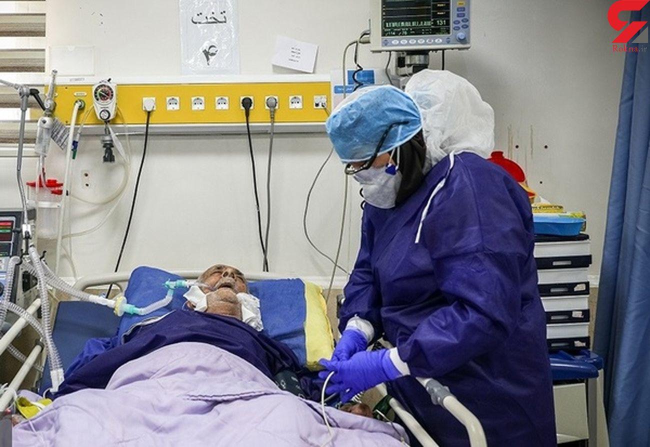 ۲۰درصد فوتشدگان کرونایی خوزستان قبل از یک روز بستری فوت میشوند