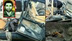 پرس شدن راننده جوان بیل مکانیکی در جاده هراز + عکس حادثه و قربانی