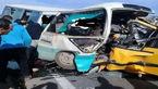 سانحه رانندگی در استان سعیده الجزایر 17 کشته برجای گذاشت