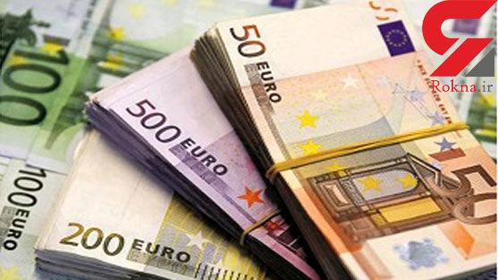 نرخ ارزهای بین بانکی در ۱۸ اسفند ۹۷ / یورو کاهش یافت + جدول