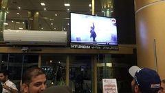 تپندگان سایت فرودگاه مشهد را هک کردند