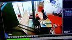 اقدام وحشیانه یک مرد با پسر 10 ساله در سرویس بهداشتی عمومی + فیلم و عکس