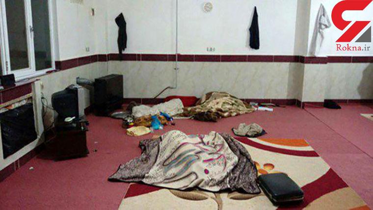 پشت پرده مرگ مشکوک مادر و فرزند 20 ساله در کرمانشاه