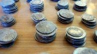 سکه های تاریخی و عتیقه در استان ایلام کشف شد