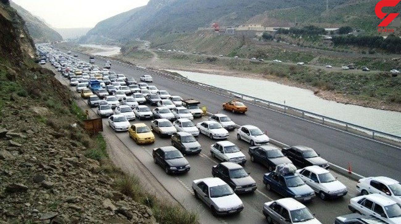 مسافران تابستانی عامل شیوع کرونا را گیلان