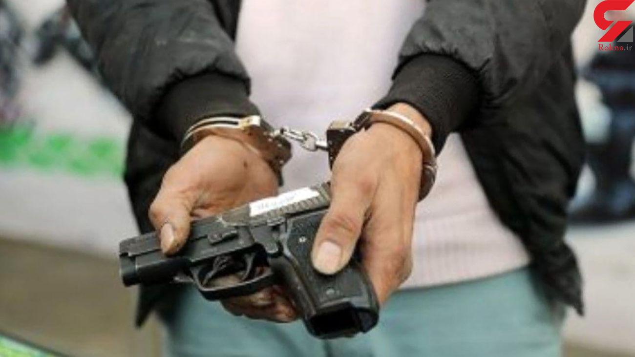 تهدید به قتل عام خانوادگی توسط شبح آشنا / در مازندران لو رفت