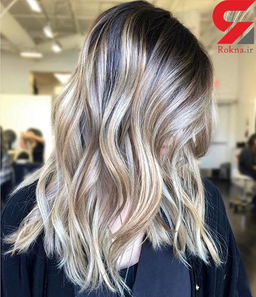 رنگ موهای بهاره چیست؟